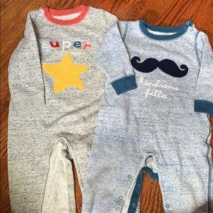 GAP Fleece Jumpsuits